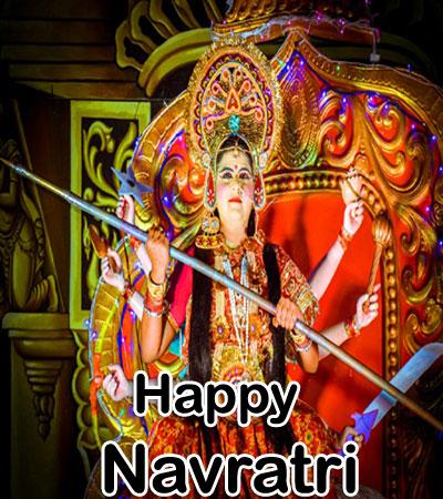Happy Navratri Pictures