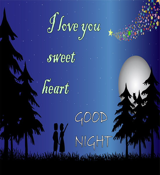 New Good Night Images for Sweetheart