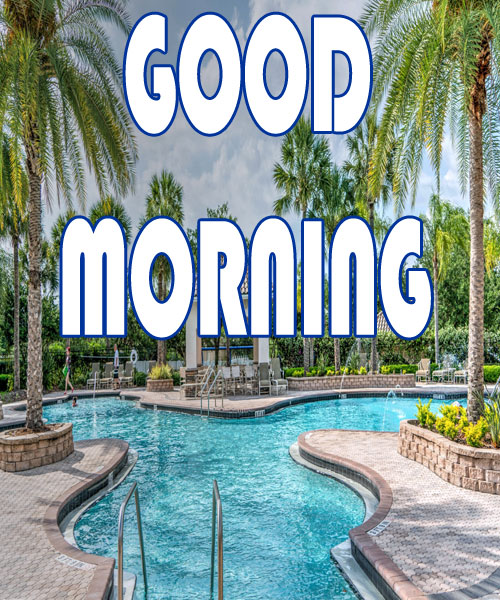 beach good morning images hd