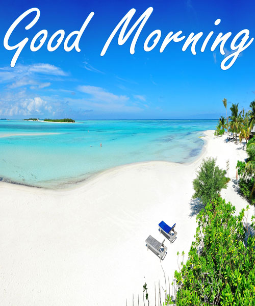 free good morning beach pictures
